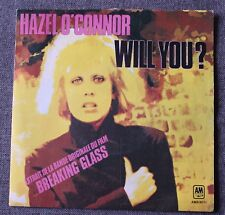 Hazel O'connor, will you ? / big brother , SP - 45 tours France