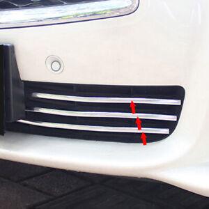 12mm Car Styling Chrome Trim Cover Door Window Body Decorative Strip Accessories