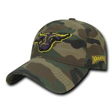 NCAA Mankato Minnesota State Mavericks University Relaxed Camo Camouflage Caps