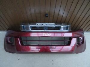 Isuzu D Max Front Bumper 2011 Onwards Genuine Used Cover Panel