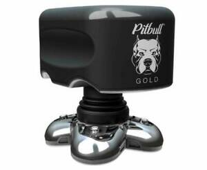 Pitbull Gold Electric Shaver Rechargeable Cordless