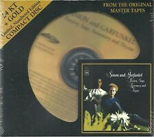 Simon & Garfunkel Parsley, Sage, Rosemary And Thyme 24 Karat Gold CD A. F. NEU S