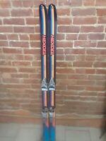 Hexcel Motivator 1970's VTG Retro Skis 150 cm w/ Salomon Bindings Wall Decor