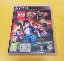 Lego Harry Potter Anni 5-7 GIOCO PS3 VERSIONE ITALIANA