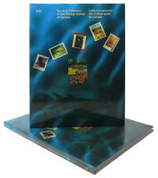 CANADA 1991 Year Book Stamp Collection, A full set of Canada Post's 1991 Stamps