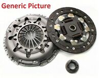 OE Quality 2PC Clutch Kit To Fit Opel Vauxhall Astra Vectra Zafira 2.0 Diesel
