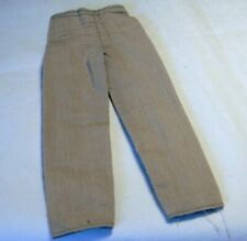 Ken Doll Size Lightweight Thin Tan Pants