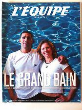 L'Equipe Magazine du 27/07/2002; Esposito et Maracineanu/ Fangio-Schumi/ Pêche