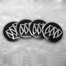"New 4pcs 2.2"" 56mm for Buick Car Wheel Center Hub Caps Sticker Emblem Badge Logo"