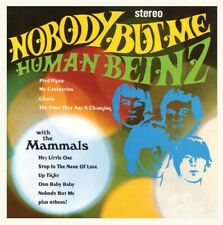 The Human Beinz / The Mammals - Nobody But Me Cd New