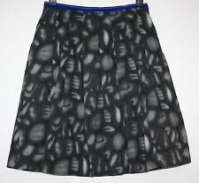 *WHITE STUFF* PLEATED COTTON SKIRT SIZE 12