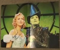Kerry Ellis & Savannah Stevenson HAND SIGNED A3 Poster Autograph Wicked Musical