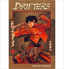 Drifters {{ DRIFTERS }} By Hirano, Kohta ( AUTHOR) Sep-13-2011, Hirano, Kohta, E
