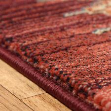 Oriental Weavers Gabbeh Rug Runner Machine Woven Heatset Polypropylene 107 R 120 X 180 Cm