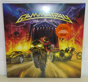 GAMMA RAY - TO THE METAL - NUMBERED - ORANGE - RSD 2020 - 2 LP
