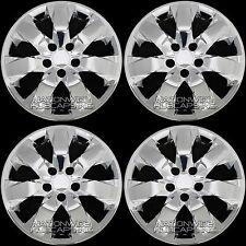 "4 New CHROME 08 09 10 Honda Accord 17"" Wheel Skins Hub Caps Alloy Rim Covers"