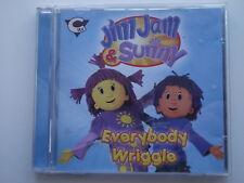 Jim Jam & Sunny - Everybody Wriggle. CD Album. (L07)