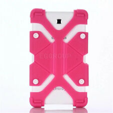 "Universal Shockproof Soft Rubber Case Cover fr 7""-12"" Android Tablet PC MID iPAD"