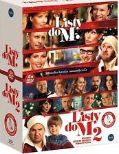 LISTY DO M - 2 DVD BOX - Polen,Polnisch,Polska,Poland,Polonia,Polish,Polska