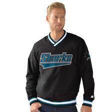 cab0c4ba Starter San Jose Sharks NHL Fan Apparel & Souvenirs for sale | eBay