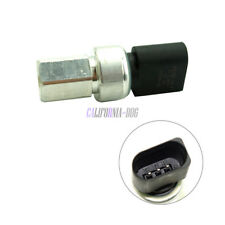 Air Condition A/C Pressure Switch Sensor For VW GOLF 4 5 6 PLUS JETTA 3 4