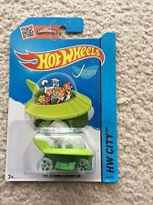"The JETSONS ""HOT WHEELS"" CAPSULE CAR #57"