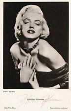 * MARILYN MONROE * SCARCE AUTHENTIC ORIGINAL HAND SIGNED AUTOGRAPH VINTAGE CARD
