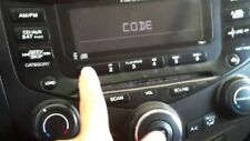 HONDA SAT NAV CAR STEREO RADIO CODE UNLOCK DECODE CIVIC JAZZ CRV ACCORD S2000