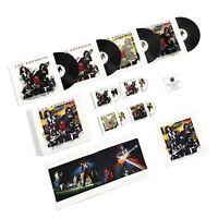 LED ZEPPELIN - HOW THE WEST WAS WON (DELUXE BOX SET)  4 VINYL LP+DVD+3CD NEU