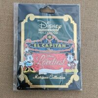 Mickey Minnie El Capitan Marquee Pin 2020 Loveliest Trading Event DSF DSSH LE400