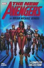 New Avengers: The Complete Collection Vol 1 by Brian Michael Bendis NEW! 504 pgs