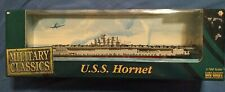 New Gearbox Military Classics U.S.S. Hornet 1:700 Scale Diecast
