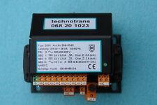 TECHNOTRANS 216W  18 V 24V 24 V TRIPLE OUTPUT TRANSFORMER 068 20 1023