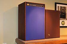 "Huntley Audio.com Royal Blue Fabric for JBL Studio Monitor Speakers 54"" x 66"""