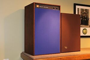 "Huntley Audio.com Royal Blue Fabric for JBL Studio Monitor Speakers 36"" x 66"""