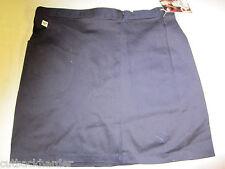 ROXY Girls Ladies Tennis Skirt Stretch Navy Blue SIZE 9 BRAND NEW