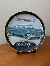 New listing 1957 Chevy Bel Air Franklin Mint Heirloom Royal Doulton Commemorative Plate