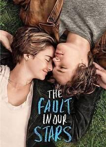 The Fault in Our Stars DVD Josh Boone(DIR) 2014