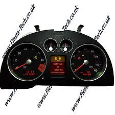 AUDI TT MK1 INSTRUMENT CLUSTER DASHBOARD REPAIR SERVICE PIXEL LCD