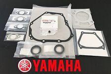 YAMAHA GOLF CART MOTOR ENGINE REBUILD KIT RINGS, GASKETS,& SEALS G16 1996- 2002
