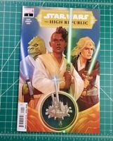 Star Wars High Republic #1 (2021) NM Marvel Comics Cover A Key Issue