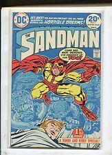 DC THE SANDMAN #1 (8.0) KIRBY 1974