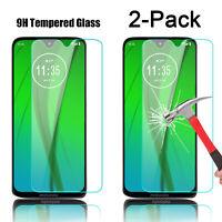 For Motorola Moto G7 /G7 Plus/Supra/Power/Play Tempered Glass Screen Protector