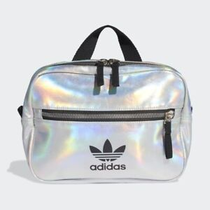 adidas Mini Airliner Silver Backpack FL9634