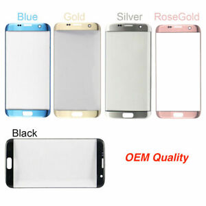 OEM Samsung Galaxy S7 Edge G935 OEM Front Glass Lens Screen Replacement