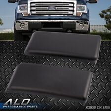 New Pair L & R Front Bumper Guards Pads Inserts Caps For FORD F150 2009-2014