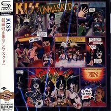 KISS - UNMASKED - Japan Jewel Case SHM - CD