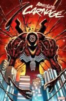 ABSOLUTE CARNAGE #4 RON LIM VARIANT MARVEL COMICS SPIDER-MAN VENOM NM
