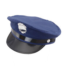 American Cop Police Hat Cap Fbi Style Hen Stag Do Fancy Dress Prop
