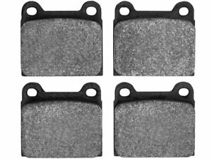 For 1971-1973 Opel 1900 Brake Pad Set Front Dynamic Friction 37217RB 1972